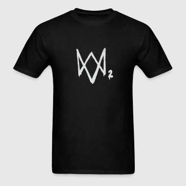 Watch Dogs 2 - Men's T-Shirt