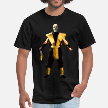 Kombat Scorpion - Men's T-Shirt