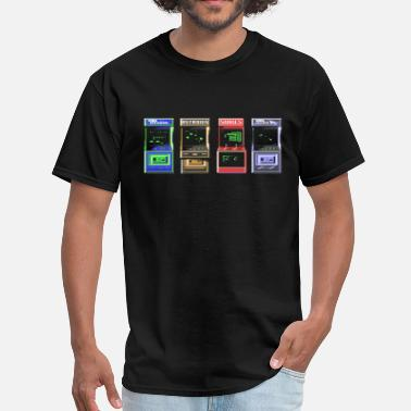 Retro Arcade Arcade time - Men's T-Shirt