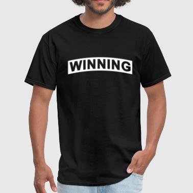 Winning 1clr - Men's T-Shirt