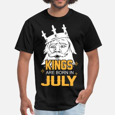 7e45d2cc5 Kings Are Born In July Kings are Born in July - Men's. Men's T-Shirt