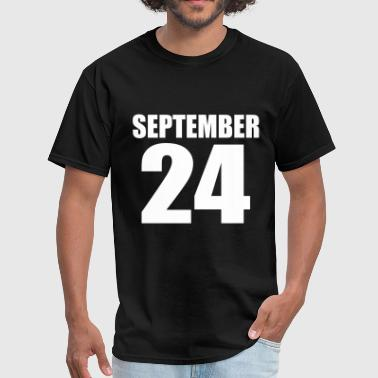September 24 september 24 - Men's T-Shirt