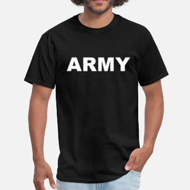 Armed Forces Army - Men's T-Shirt