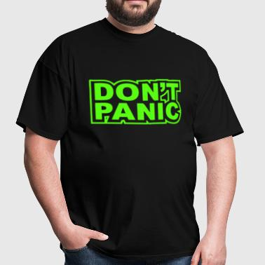 dont panic - Men's T-Shirt