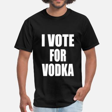 I Vote I Vote - Men's T-Shirt