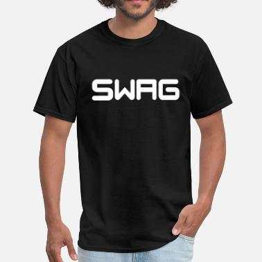 Swag Funny SWAG  - Men's T-Shirt