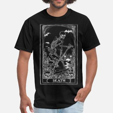 Tarot Death Card Death card - Men's T-Shirt