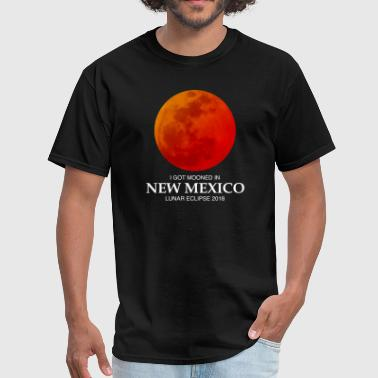 Mooned In New Mexico 2018 - Men's T-Shirt