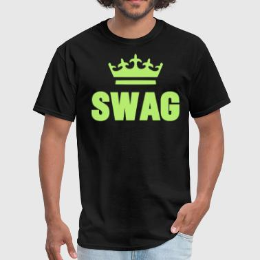 SWAG KING REIGN - Men's T-Shirt