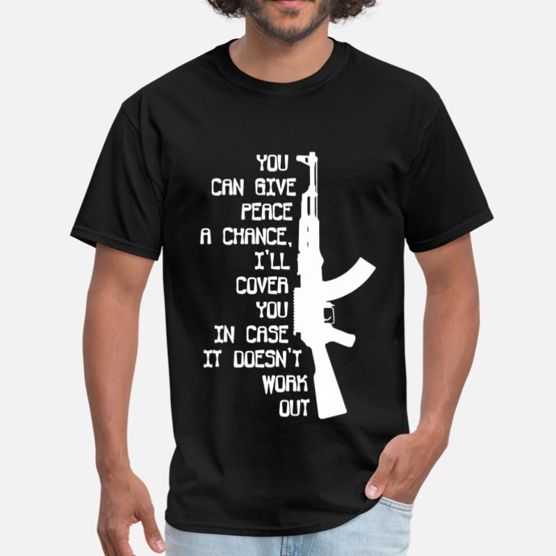 395663e103 Shop Sayings Military T-Shirts online | Spreadshirt