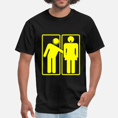 Mens Toilets Toilet - Men's T-Shirt