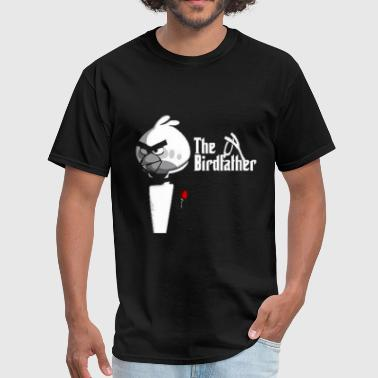 Birdfather Angry Birds Godfather Parody - Men's T-Shirt