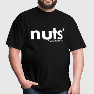 nuts - Men's T-Shirt