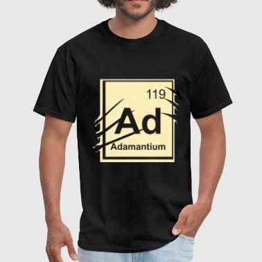 adamantium element - Men's T-Shirt