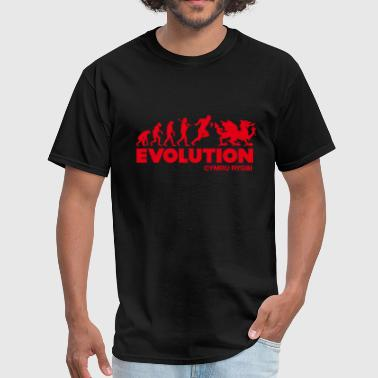 Evolution Welsh Rugby - Men's T-Shirt