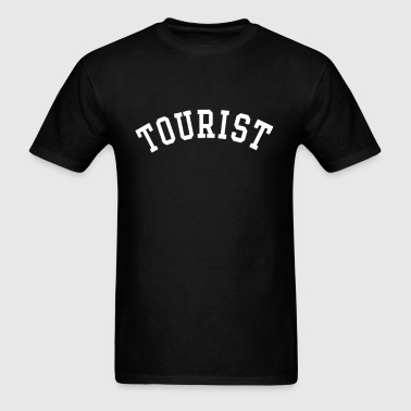 tourist - Men's T-Shirt