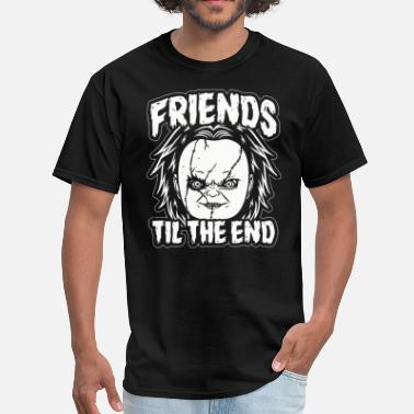 Chucky Friends Til The End Chucky - Men's T-Shirt