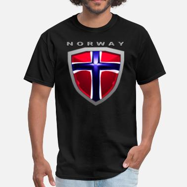 Norway Norway Shield - Men's T-Shirt