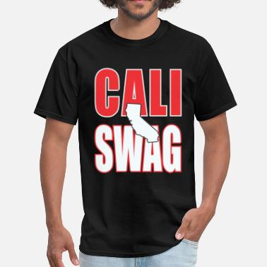 Swag Bear CALI Swag - Men's T-Shirt