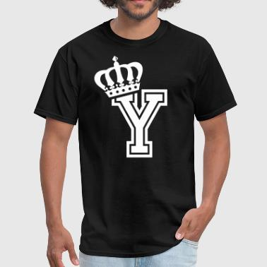 Name: Letter Y Character Y Case Y Alphabetical Y - Men's T-Shirt