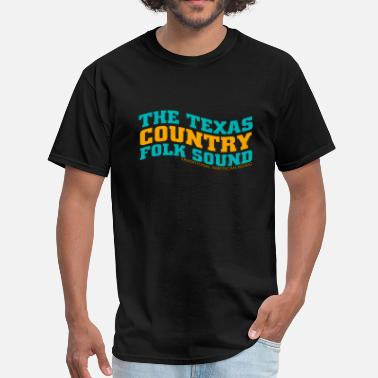 Texas Instruments texas country - Men's T-Shirt