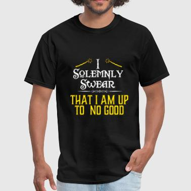 Swear I Solemnly Swear - Men's T-Shirt