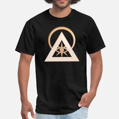 Official Illuminati logo - Men's T-Shirt