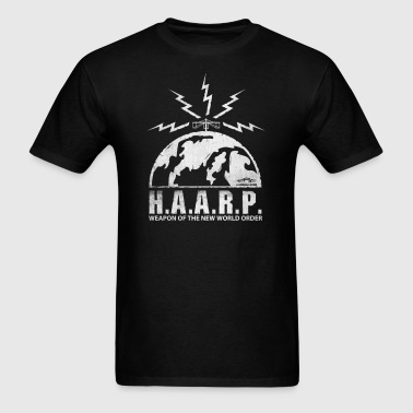 ebeSWAG HAARP - Men's T-Shirt