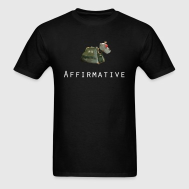 K9 Affirmative - Men's T-Shirt