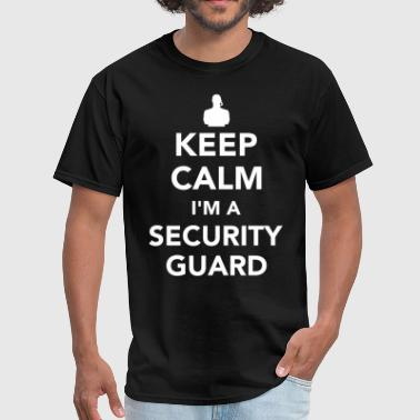 Security Guard Security guard - Men's T-Shirt