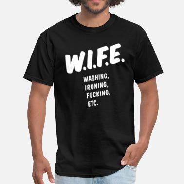 Derogatory WIFE definition - Men's T-Shirt