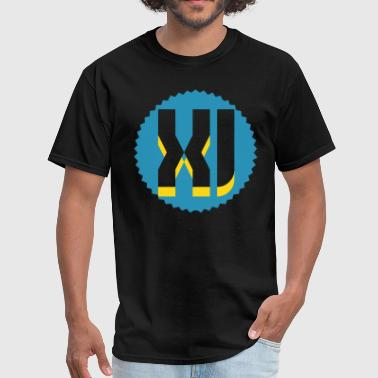 Jordan Gamma Blue XI - Men's T-Shirt