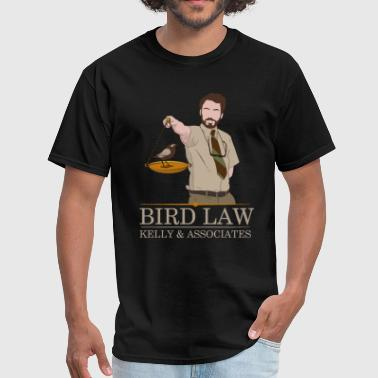 Bird Law T Shirt - Men's T-Shirt