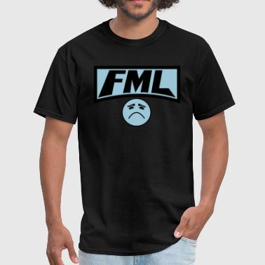 FML Face - Men's T-Shirt