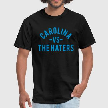 Carolina vs. the Haters - Men's T-Shirt