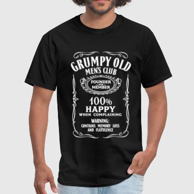 Grumpy Old Men's Shirt - Men's T-Shirt