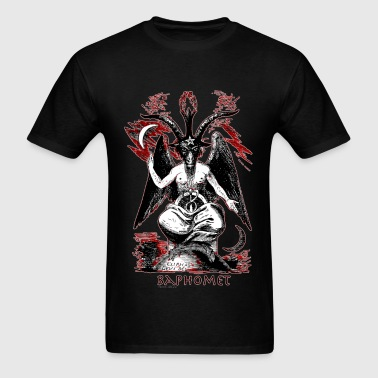 baphomet - Men's T-Shirt