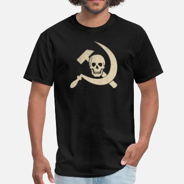 No to communism - Men's T-Shirt