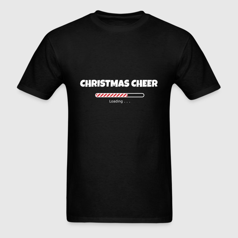 Christmas Cheer Loading - Men's T-Shirt