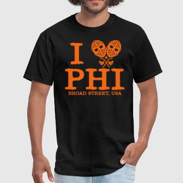 I Heart Philly I Heart Philly - Men's T-Shirt