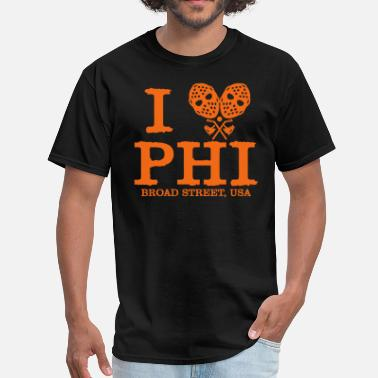Heart Philly I Heart Philly - Men's T-Shirt