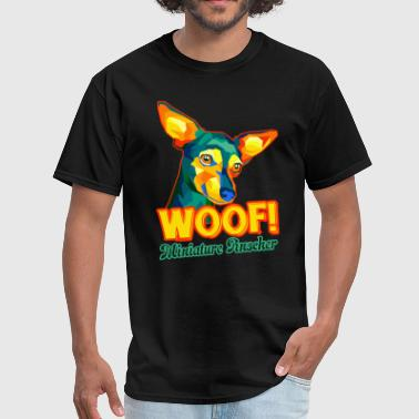 Miniature Pinscher Dog Shirt - Men's T-Shirt