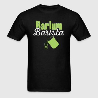 X-Ray Barium Barista - Men's T-Shirt