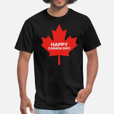 Canada Day Happy Canada Day - Men's T-Shirt