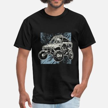 Baja 1000 UTV Baja Off-Road Sports - Men's T-Shirt