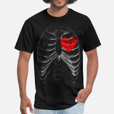 I Love Heart Attack T-Shirt - Men's T-Shirt