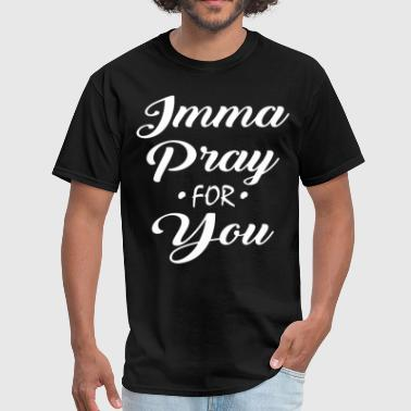 Fucking Swag Imma Pray For You Ladies V Neck Cute Religious Chr - Men's T-Shirt