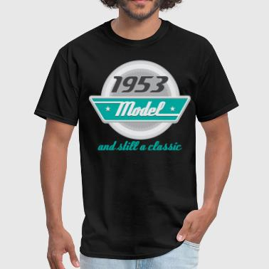 1953 Birth Year Birthday - Men's T-Shirt