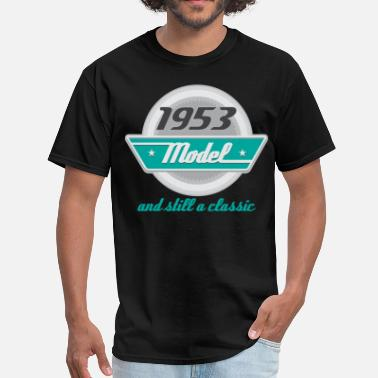 1953 Birth Year 1953 Birth Year Birthday - Men's T-Shirt