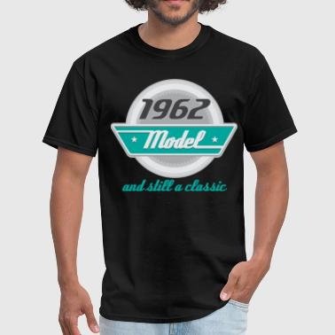 1962 Birth Year Birthday - Men's T-Shirt